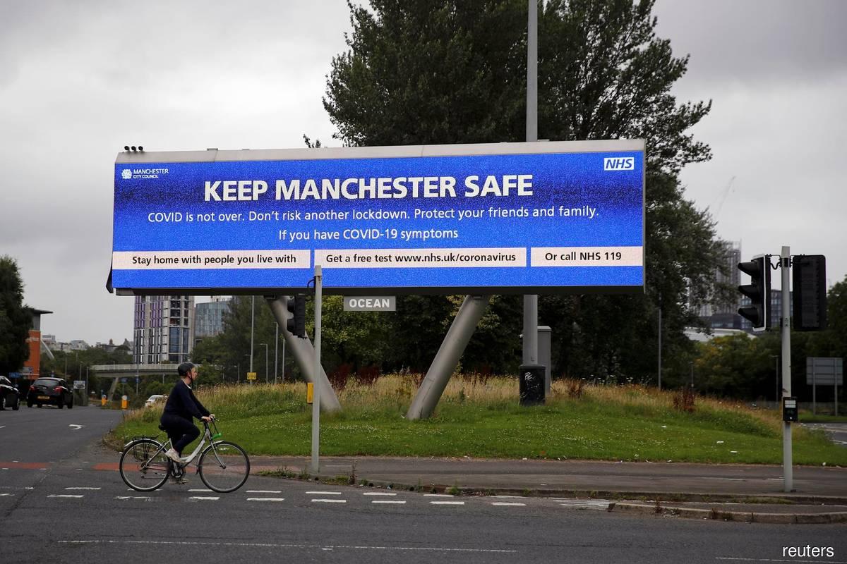 Coronavirus: Major incident declared in Greater Manchester
