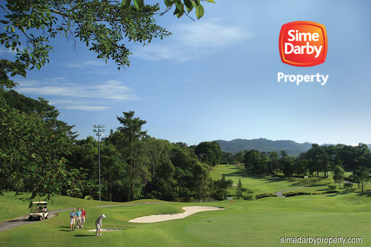 Sime Darby Property down 9.4% on downgrade