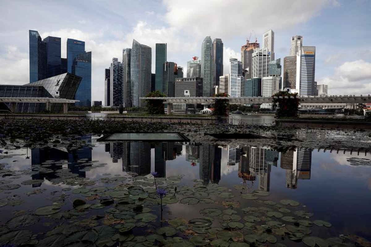 Singapore returns to work-from-home as Covid-19 cases surge