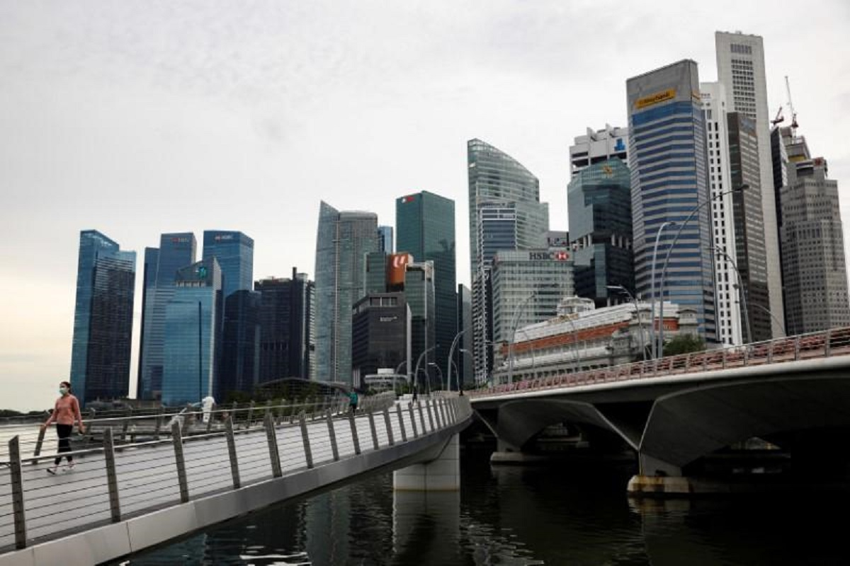 Singapore tightens Covid-19 curbs as overseas virus variants emerge