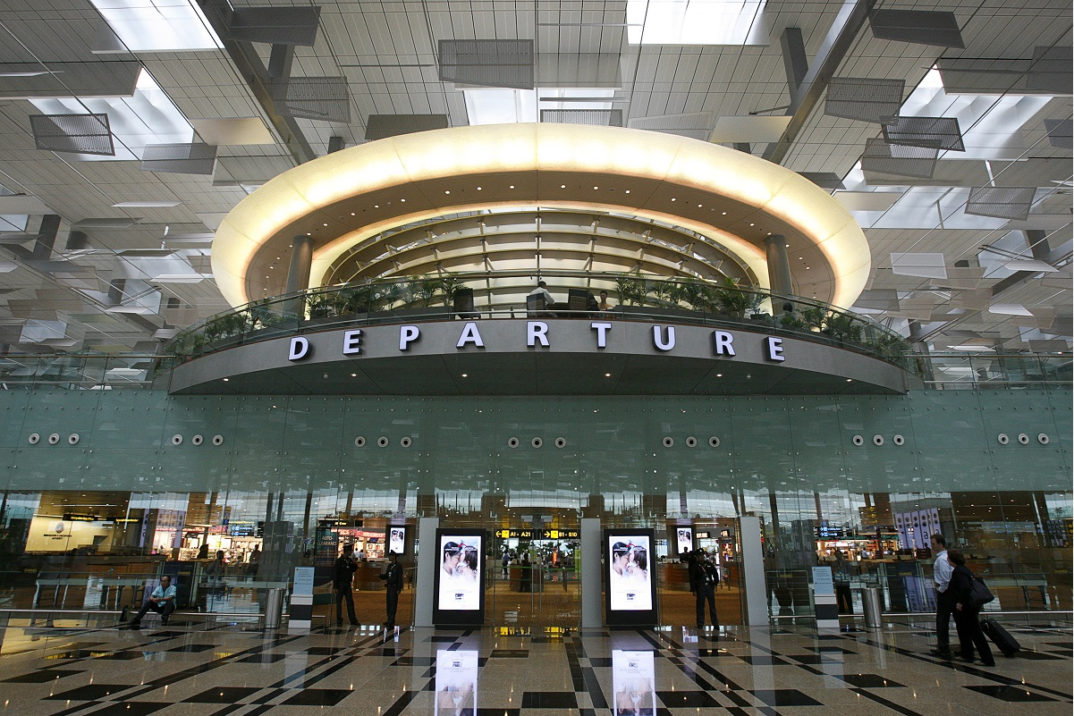 Singapore opens bubble for business travellers at Changi Airport