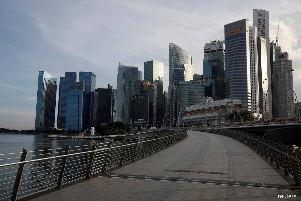 Singapore economy shrinks over 40% in Q2, confirming recession