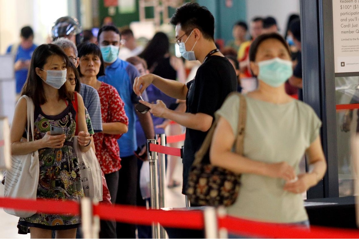 COVID-19: 313 new cases confirmed in Singapore including 5 imported