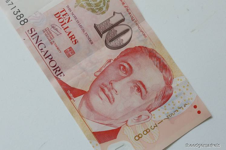 Singapore Dollar Seen Sliding as Central Bank Faces Downturn