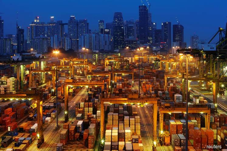 Singapore's Dec exports rebound after nine months of contraction