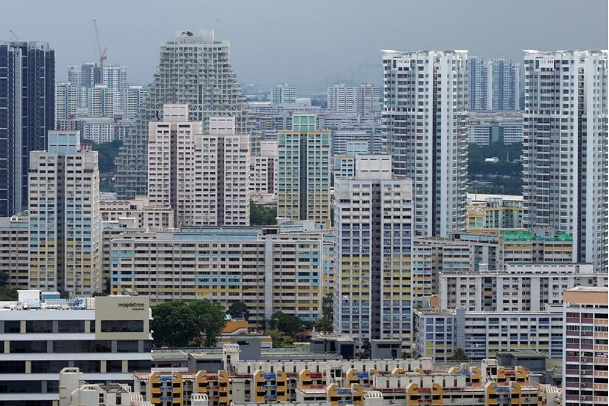 Singapore's public housing prices soar as frenzy grips market