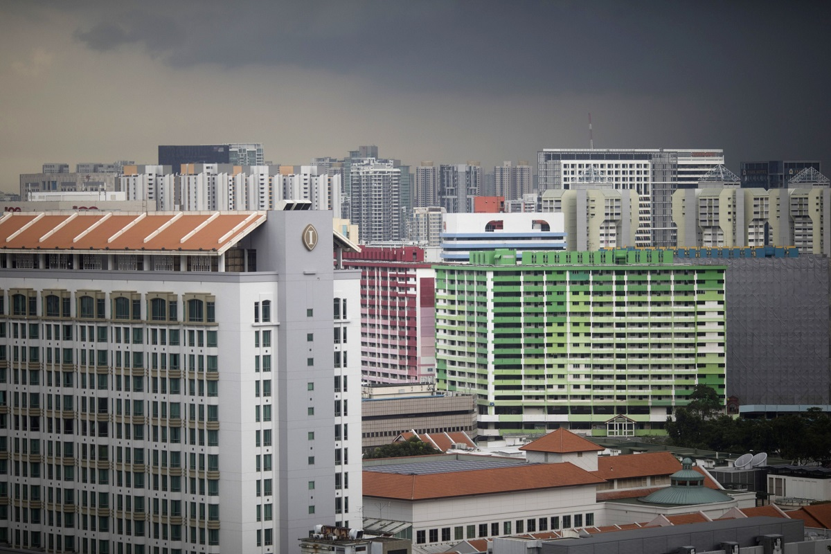 Singapore home sales fall with buyers wary of potential curbs