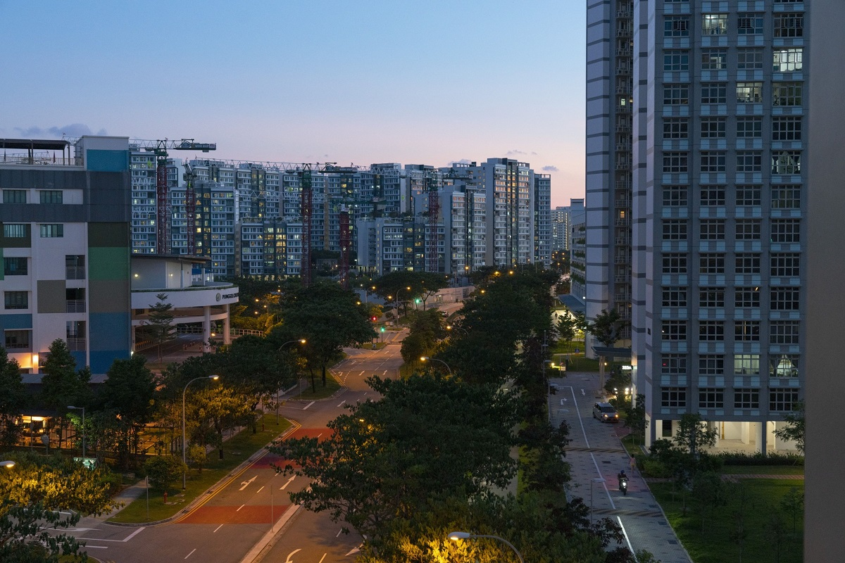 Foreign buying of Singapore private homes drops to 17-year low