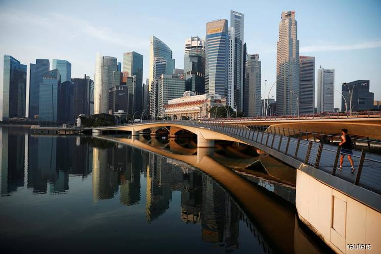 Nervous Hong Kong millionaires are moving their cash to Singapore