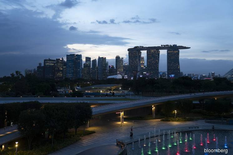 Singapore has a S$100b plan to survive in a far hotter world than experts predicted