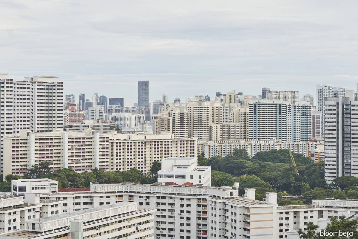 Singapore property market frenzy continues as prices rise