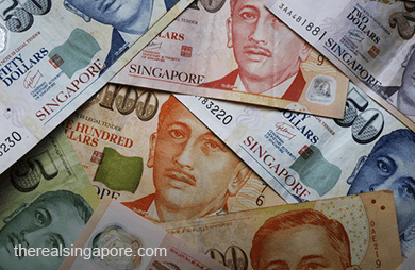 Two reasons why SGD depreciation is still off the table