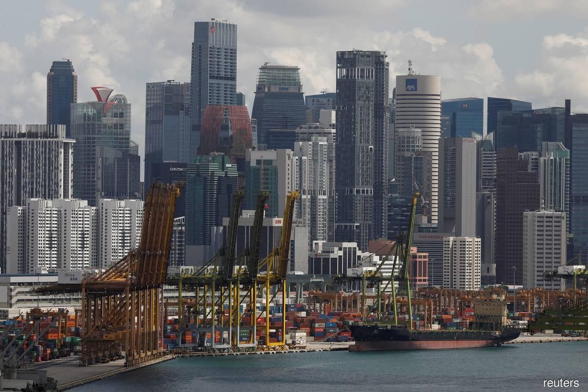 World Economic Forum taken to Singapore
