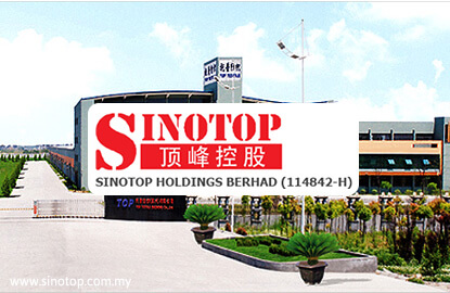 Sinotop gets UMA query after share price surge