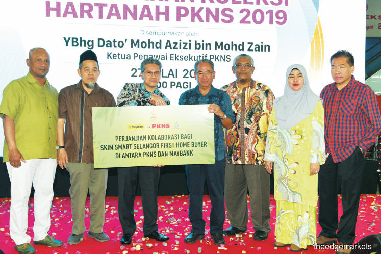 PKNS targets sales of RM60mil at property exhibition
