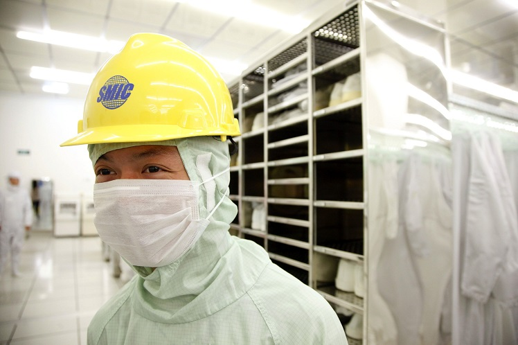 United States to impose restrictions on supplying China's top chipmaker