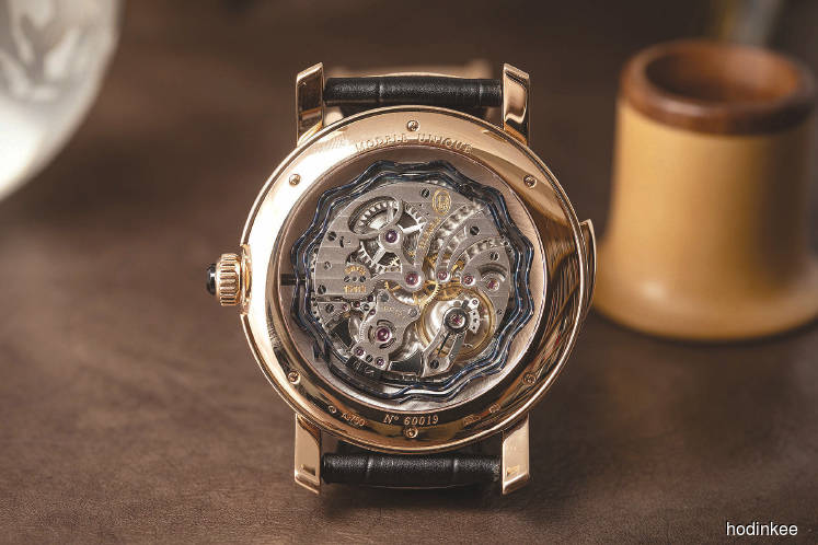 Snakes in the US$395,000 Watch