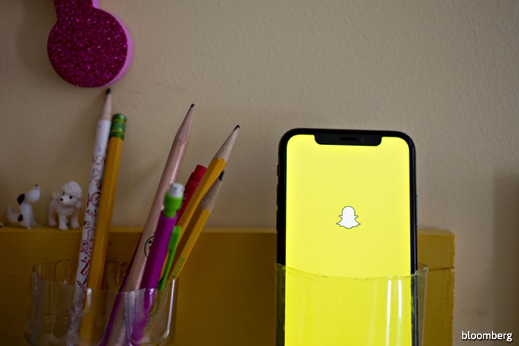 Snapchat says app usage accelerating with people in lockdown