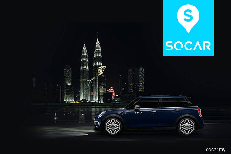 SOCAR Malaysia launches one-way airport drive, to give out YOLO Pass