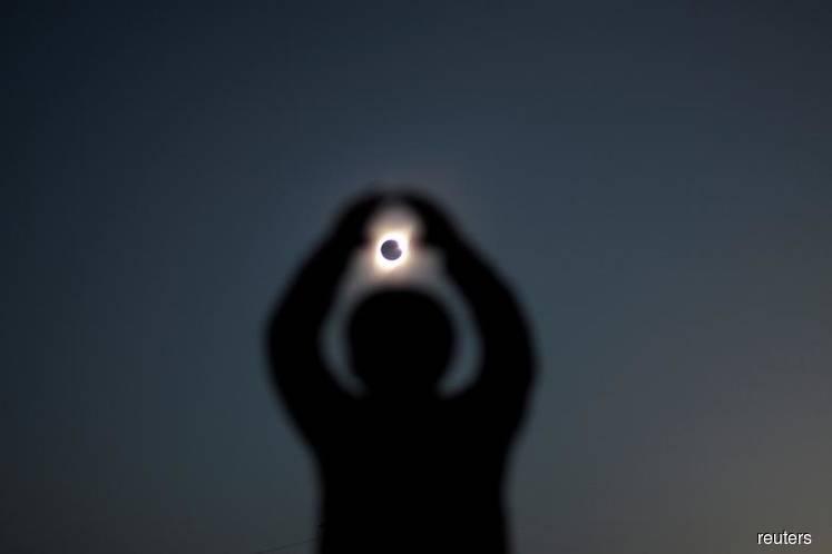 Solar eclipse on Dec 26