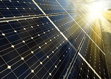 Utility-scale solar generation in the pipeline