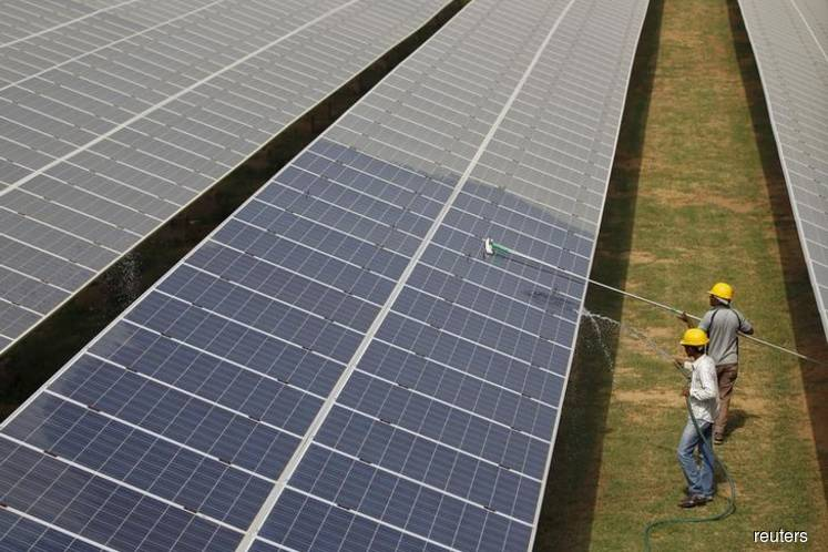 After US solar tariff, China calls protectionism a two-edged sword | The Edge Markets
