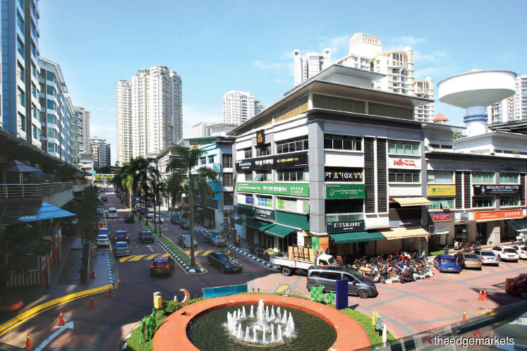 Streetscapes: Bright and upbeat Solaris Mont'Kiara
