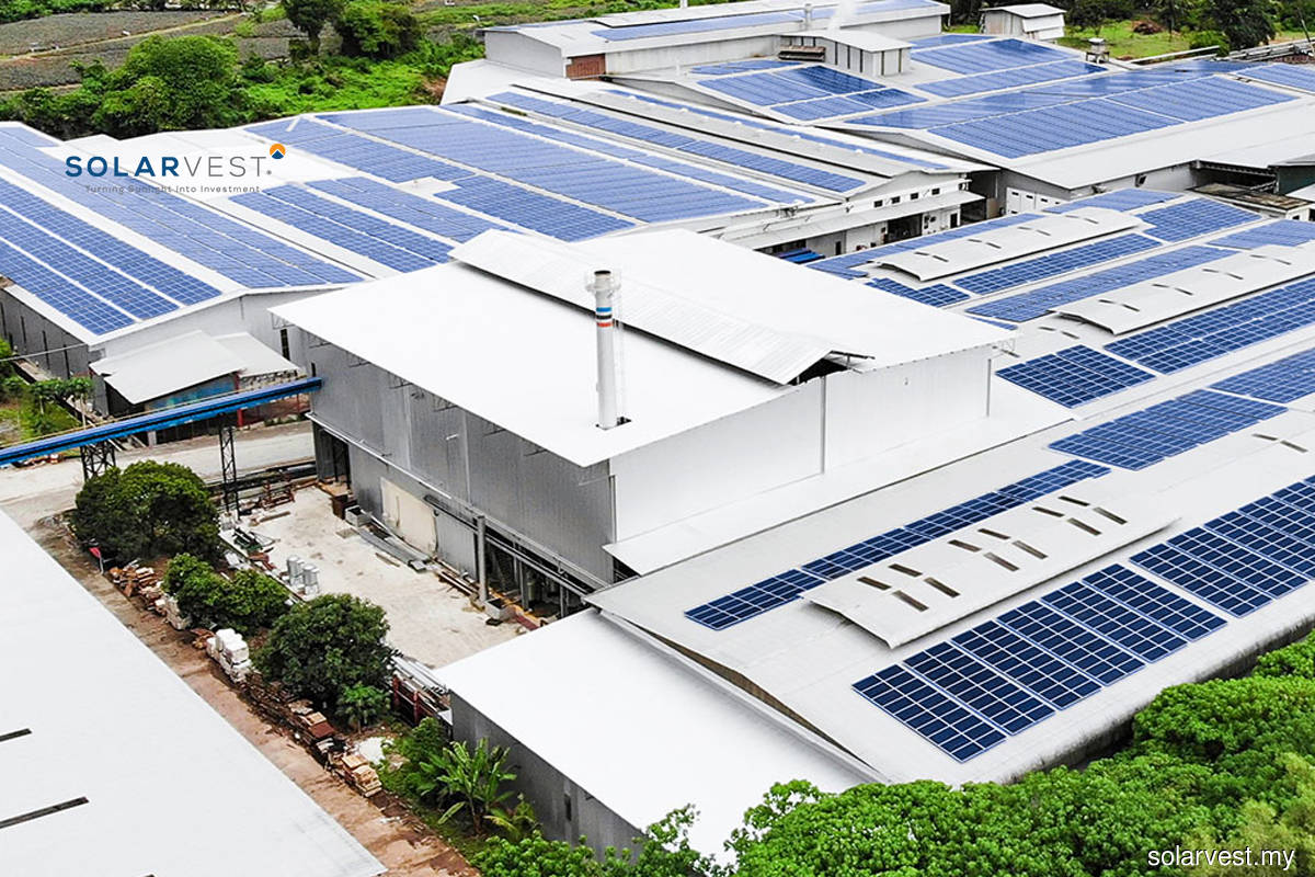 Solarvest completes transfer of listing to Main Market