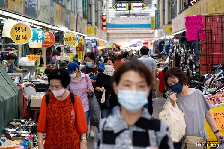 South Korea to extend virus guidelines on prevention, sanitation