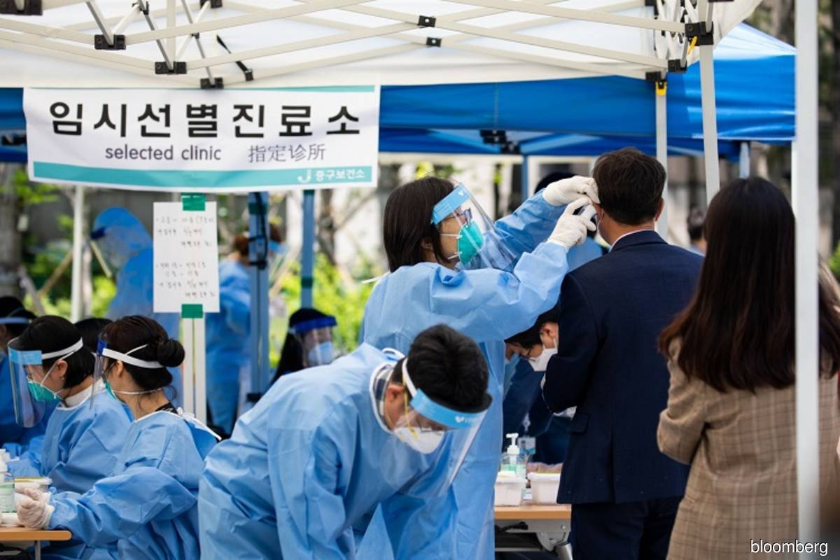 South Korea to consider use of Covid-19 self-test kits amid fourth wave fears