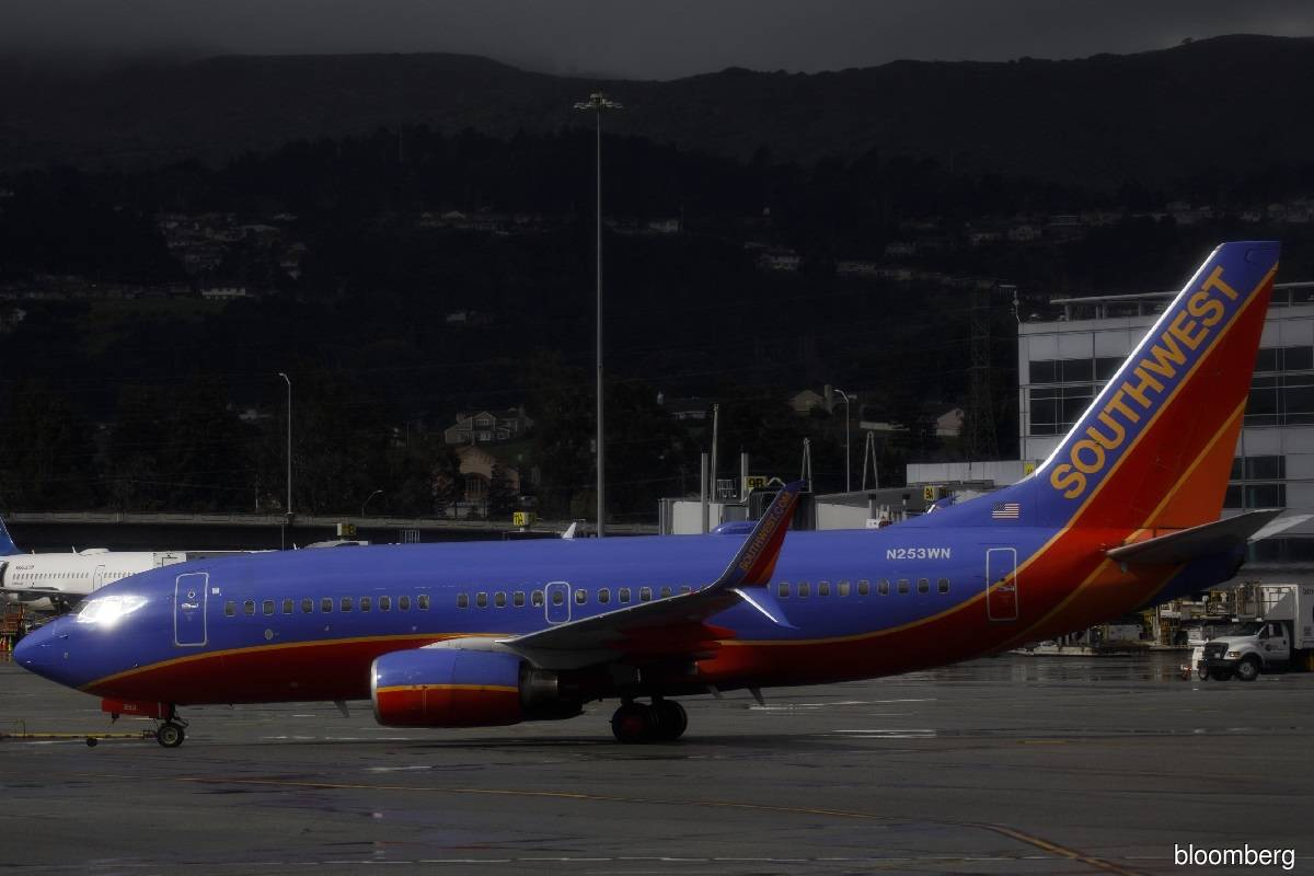 Southwest Airlines says may not be profitable in third quarter