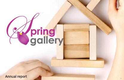 Spring Gallery spikes on rights issue, contract win