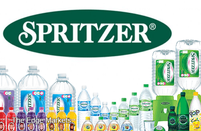 Spritzer's 3Q net profit up 14.76% to RM6.19m on lower tax expense