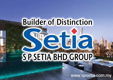 SP Setia 3Q net profit 153% higher at RM262m