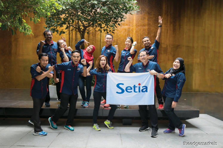S P Setia looking forward to an enjoyable run