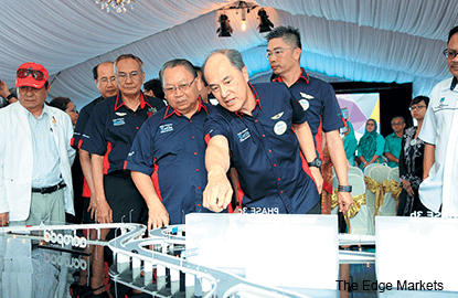 S P Setia to launch RM1b projects in Aeropod