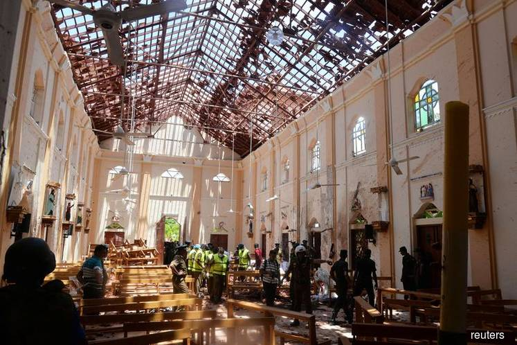 Islamic State claims Sri Lanka blasts as Government says probe making progress