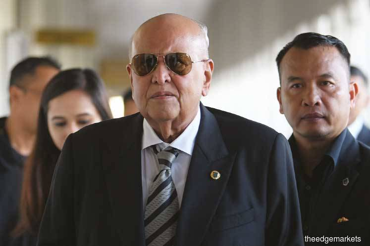 A-G says 1MDB-Tanore a complex case that needs experienced prosecutor Sri Ram