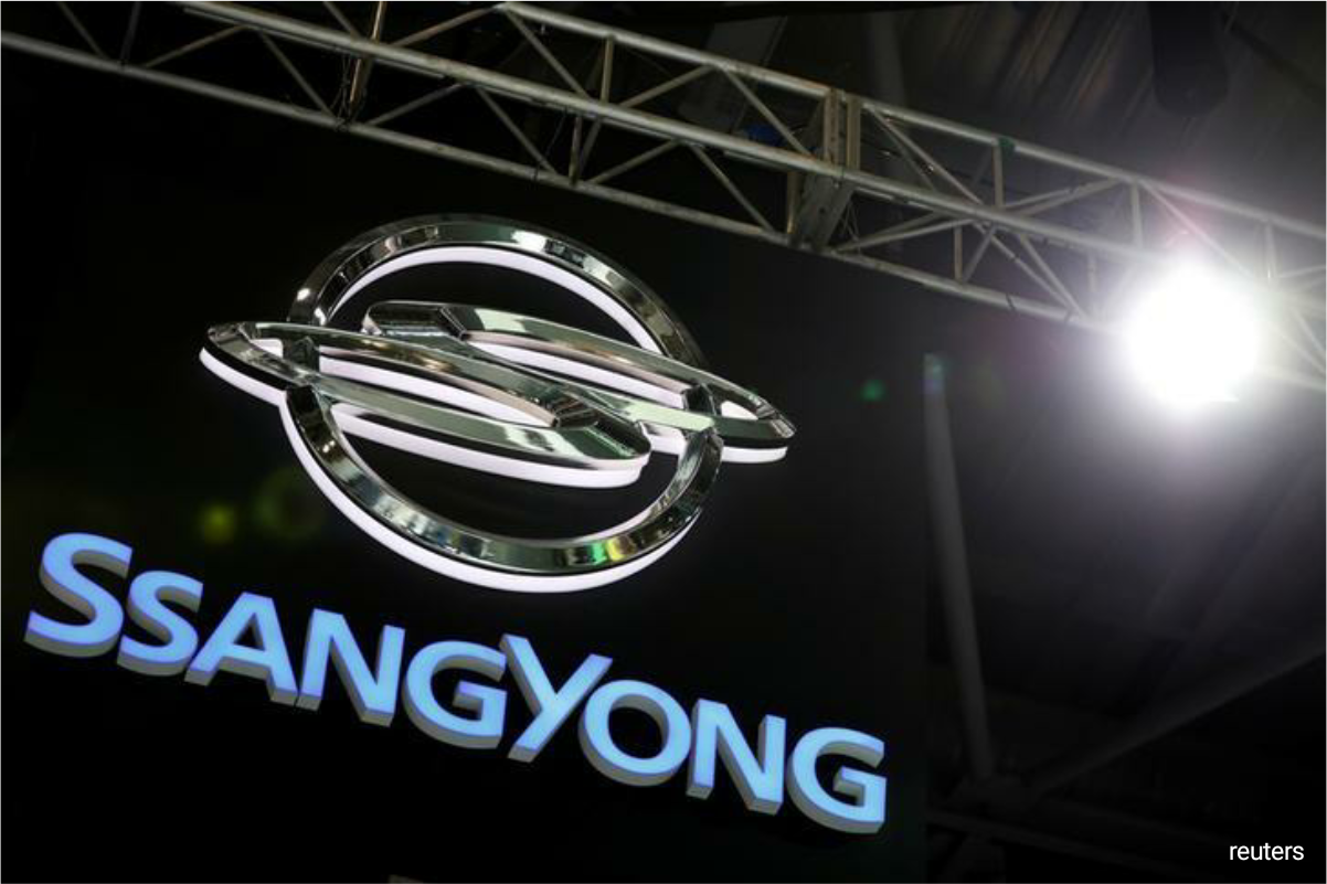 Ssangyong has total outstanding loans of about 100 billion won ($92 million) to the three banks, Mahindra said. (Photo by Reuters)