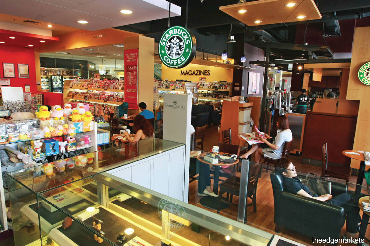 Berjaya Food said targeting to open another eight Starbucks outlets