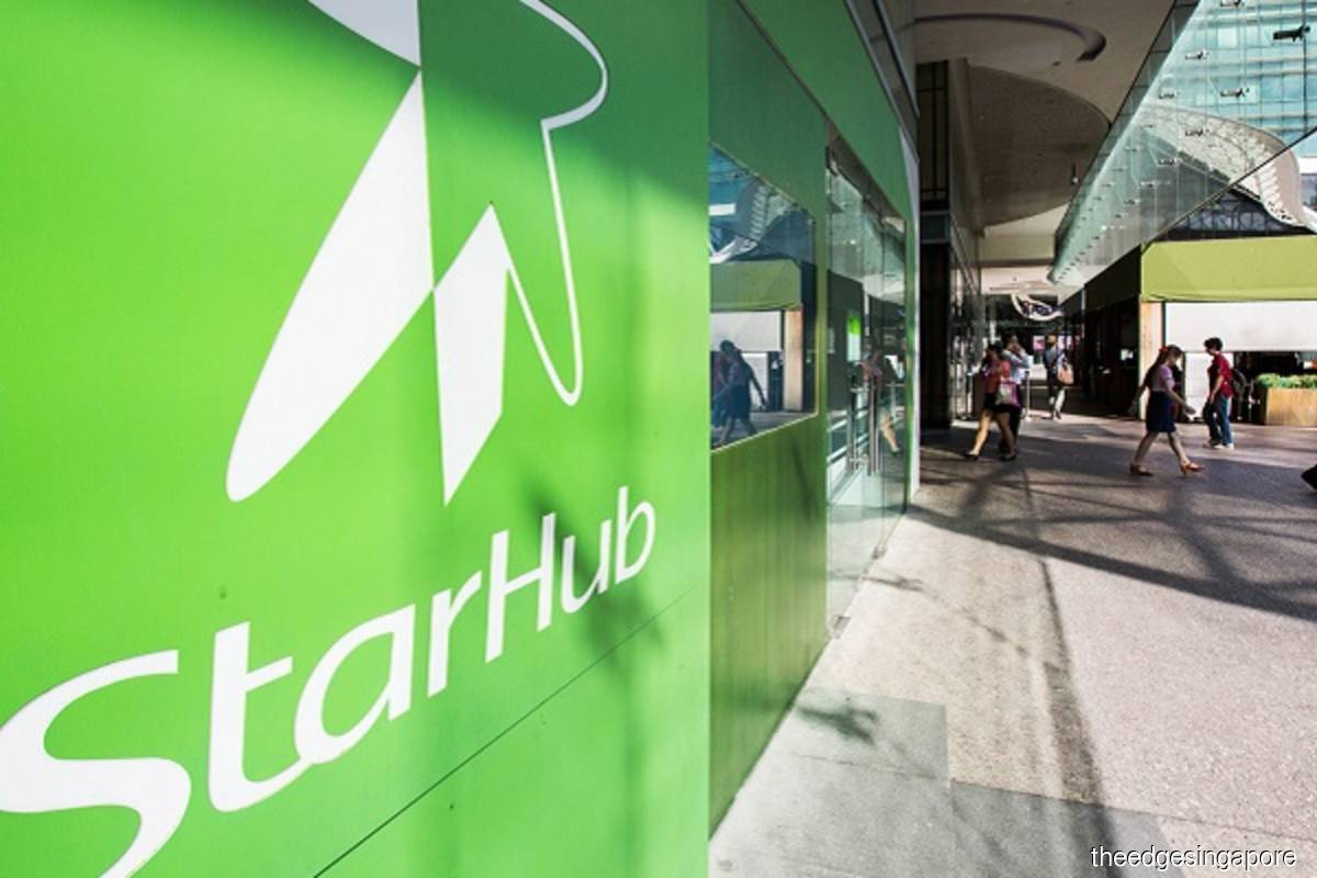 StarHub posts 23.3% fall in 3Q earnings to S$44.5 mil