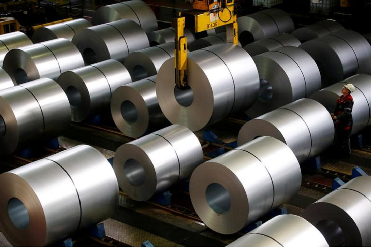 China's steel group says must ensure supply, control price in volatile market