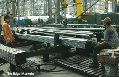Strong steel prices to boost Hiap Teck's earnings