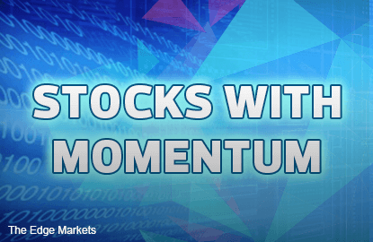 Stocks with Momentum - XOX, Instacom, Can-One, Teck Guan, Johore Tin, Fajarbaru