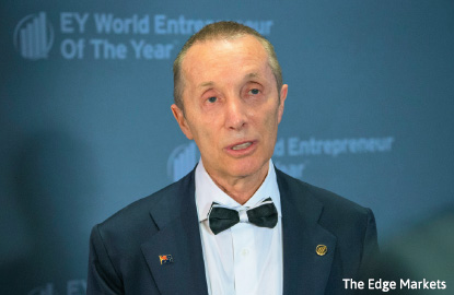 EY World Entrepreneur Of The Year:  EY helps entrepreneurs take leap to world stage