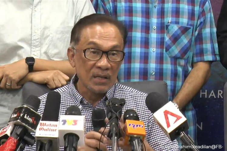 Big win was unexpected, says Anwar