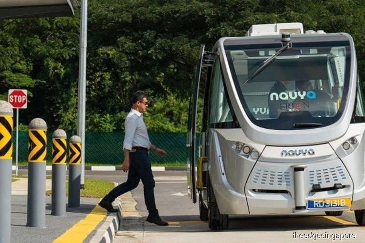 Singapore is Asia's most ready nation for autonomous vehicle adoption