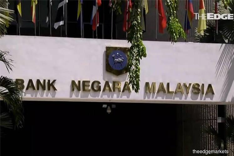 Bank Negara int'l reserves slipped to US$102b as at Nov 30