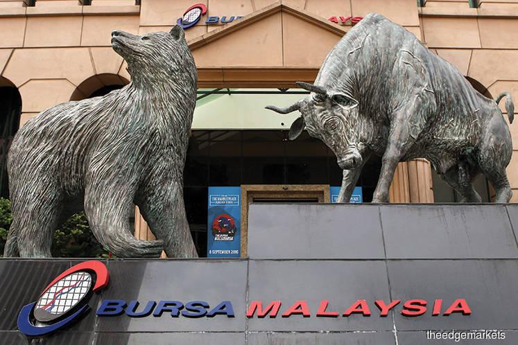 Ringgit strengthens, FBM KLCI jumps after Mahathir's comment