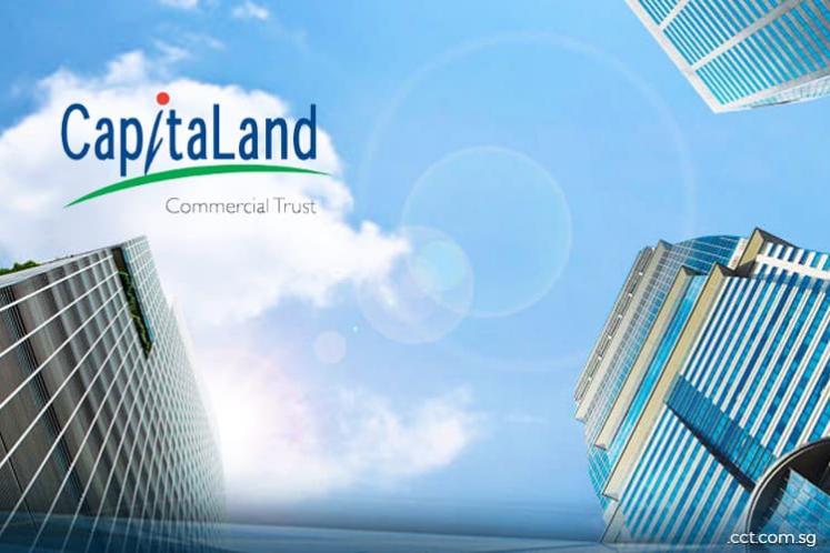 CapitaLand REIT said to pursue Khazanah JV-owned S$1.5b office tower